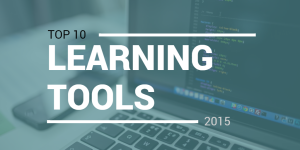 Mike Taylor's Top 10 Learning Tools 2015
