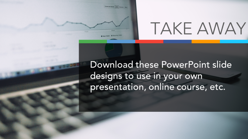 sharing some powerpoint elearning slide designs mike taylor