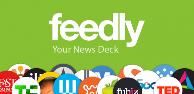12 Apps of Christmas-Day 11 – Feedly