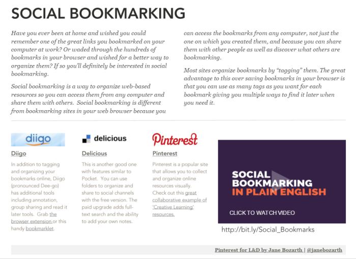 SocialBookmarks