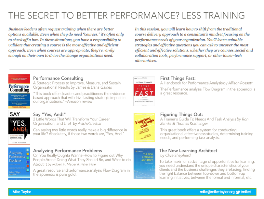 Less Training-Better Results