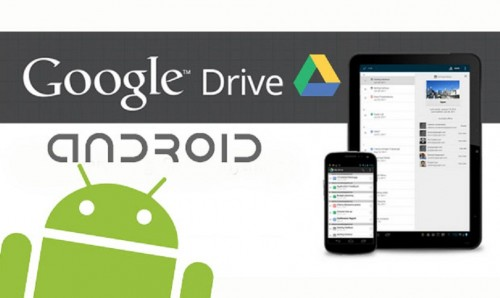 android-drive