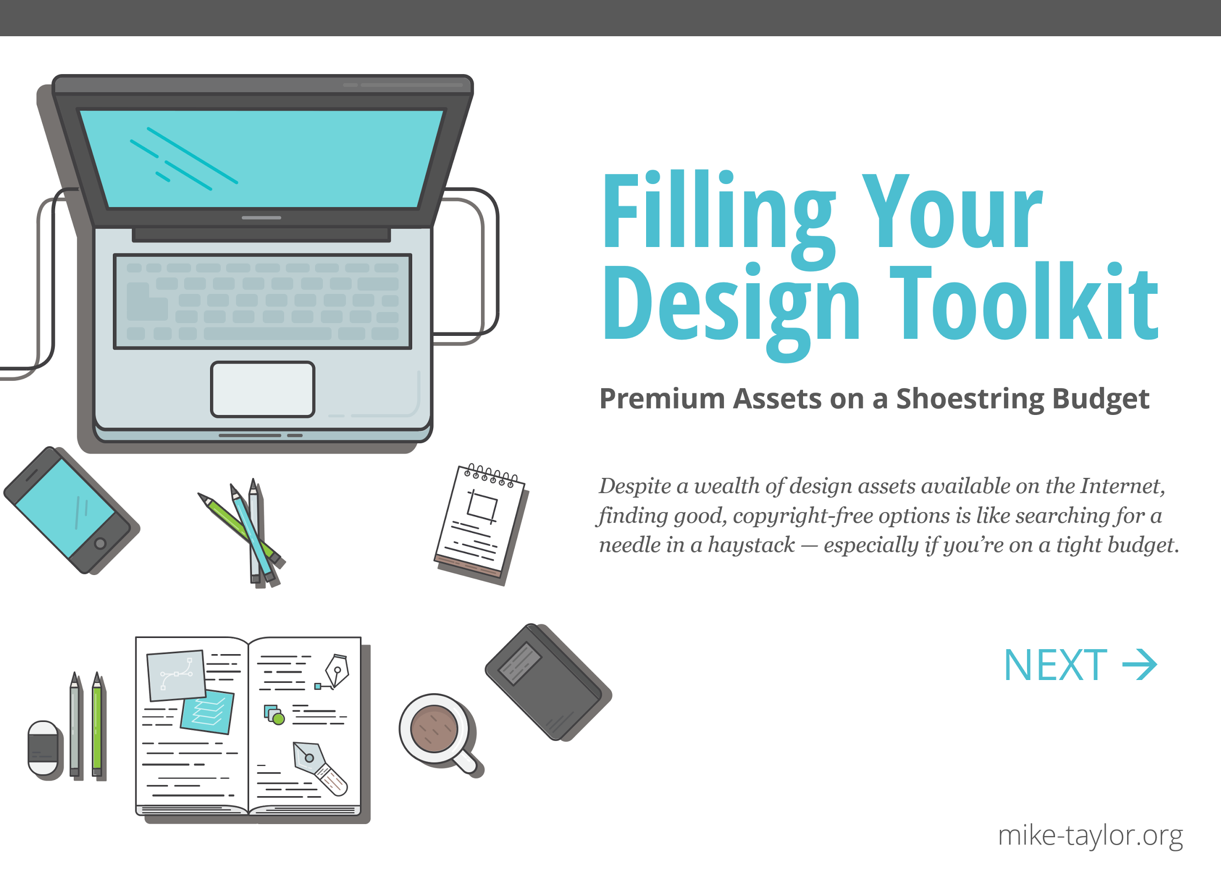 Free Ebook: Filling Your Design Toolkit