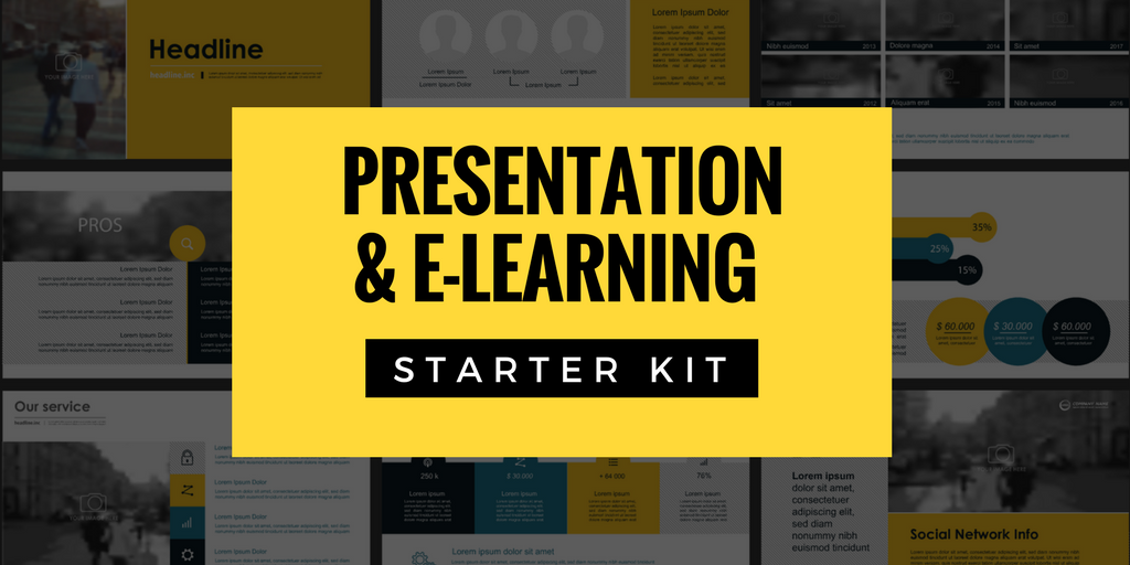 Presentation & Elearning Starter Kit
