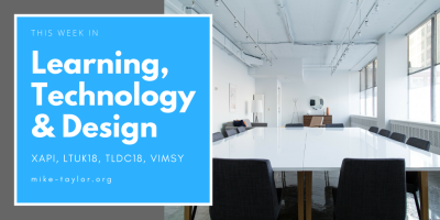 Learning design and technology