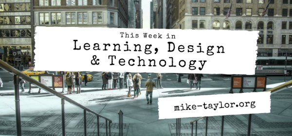 Learning Design Technology Mike Taylor