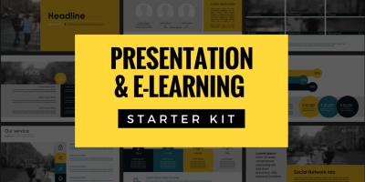 Presentation & Elearning Starter Kit