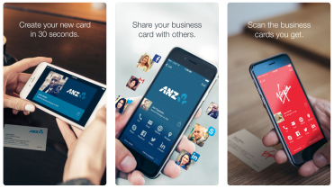 Time to retire your business card mike taylor create your digital card colourmoves