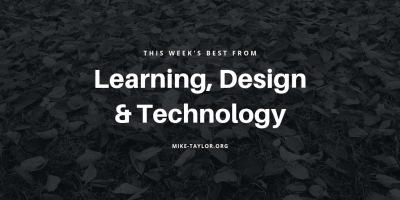 mike taylor learning, design & technology