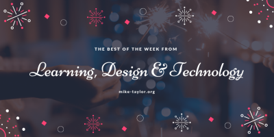 Mike Taylor Learning Design & Technology
