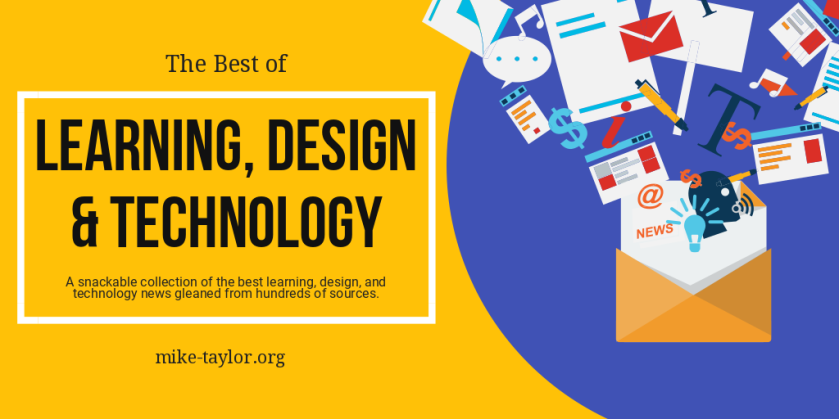 mike taylor learning design and technology