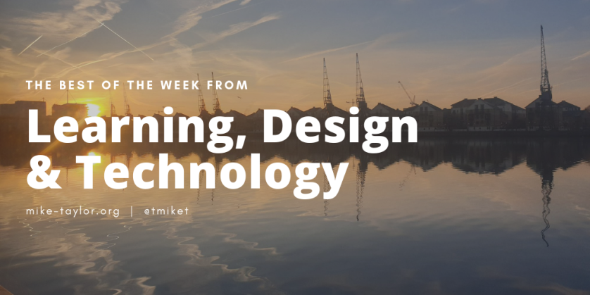 342c134993a Friday Finds: The Best of Learning, Design & Technology | February ...