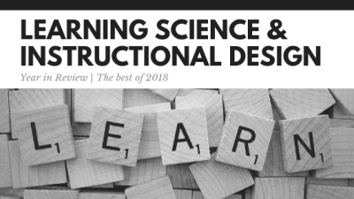 Best of Learning Science & Instructional Design by Mike Taylor 2018