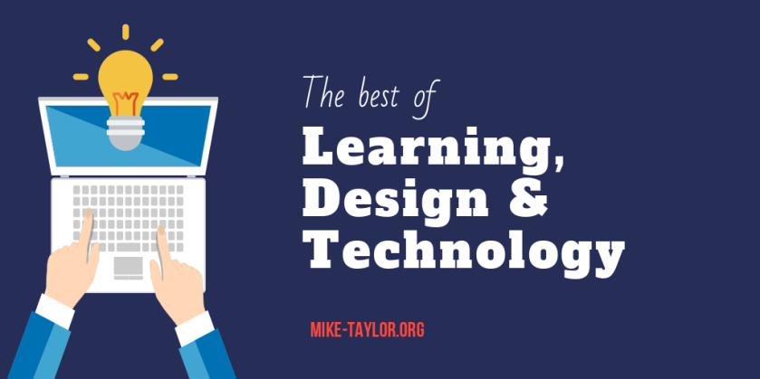 The best of learning, design & technology by mike taylor