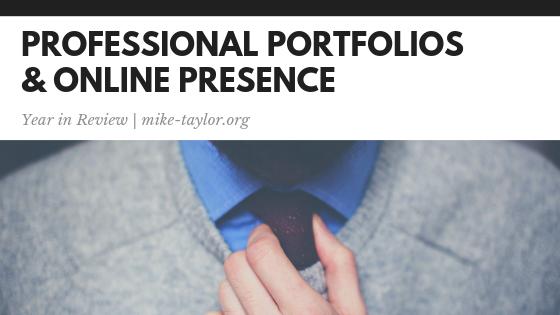 Professional Portfolio & Online Presence