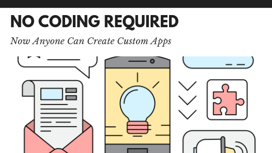 Create Custom Apps - No Coding Required | Mike Taylor