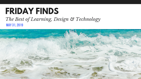 Mike Taylor Learning Design and Technology Friday Finds