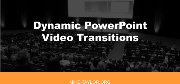 Free PowerPoint Download Dynamic Transitions