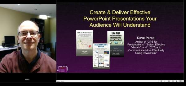 PowerPoint Video Zoom MS Teams