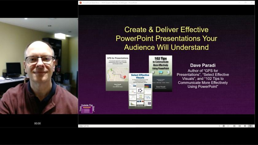 PowerPoint Video Zoom MS Teams