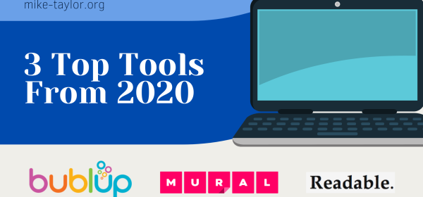 3 Top Tools from 2020 You Should Know