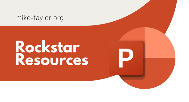 Rockstar Resources for PowerPoint
